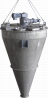 Vertical conical mixers SKP