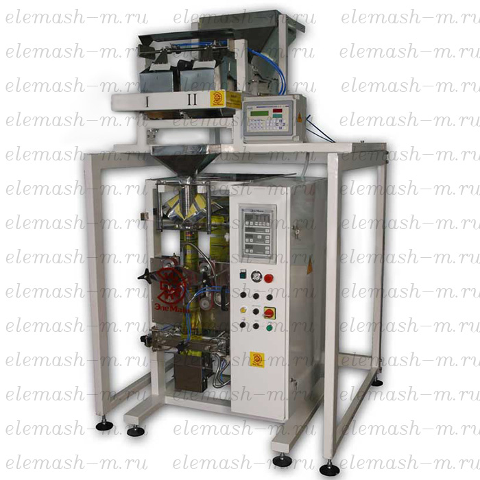 Vertical packaging machine KOMBI
