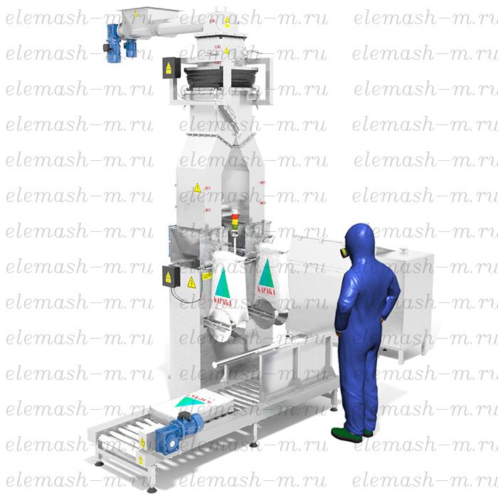 Semi-automatic batcher series DPL-50SHNK2
