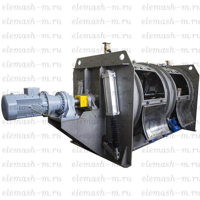 Horizontal screw mixers SGSH