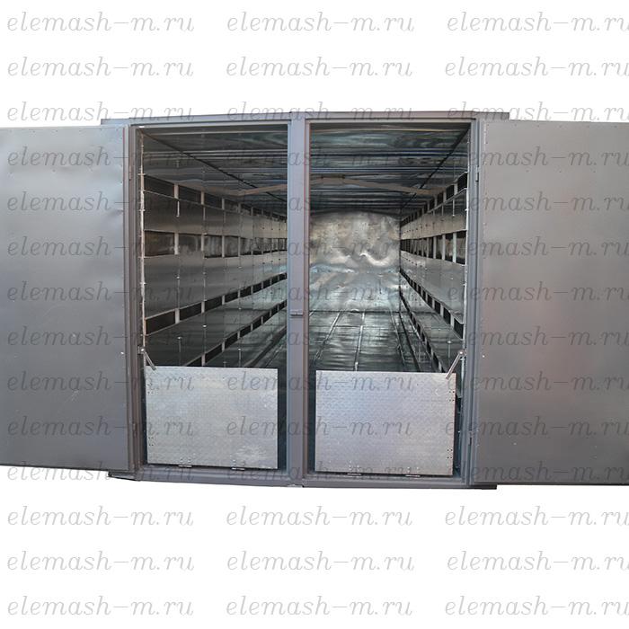 Chamber-type berry and mushroom dryer KST