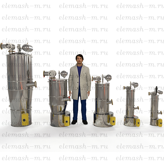 Vacuum feeder, series UPV