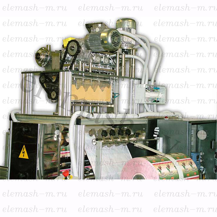 Multiline packaging machine DELTA-5