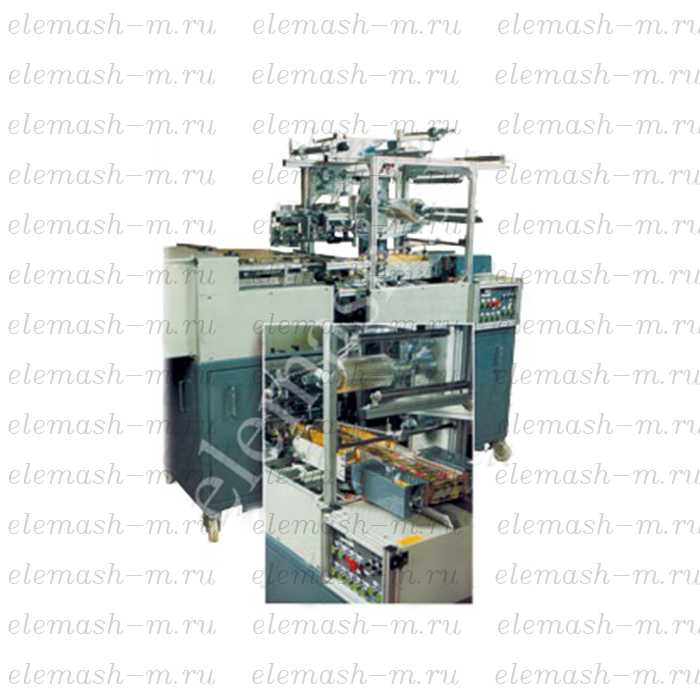 Overwrapping machine CD/DVD
