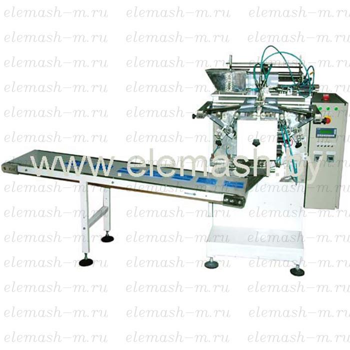 Multiline packaging machine DELTA-10/2