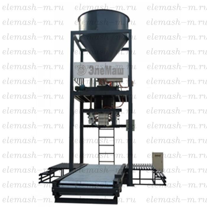 Semi-automatic batcher DVSH-1000