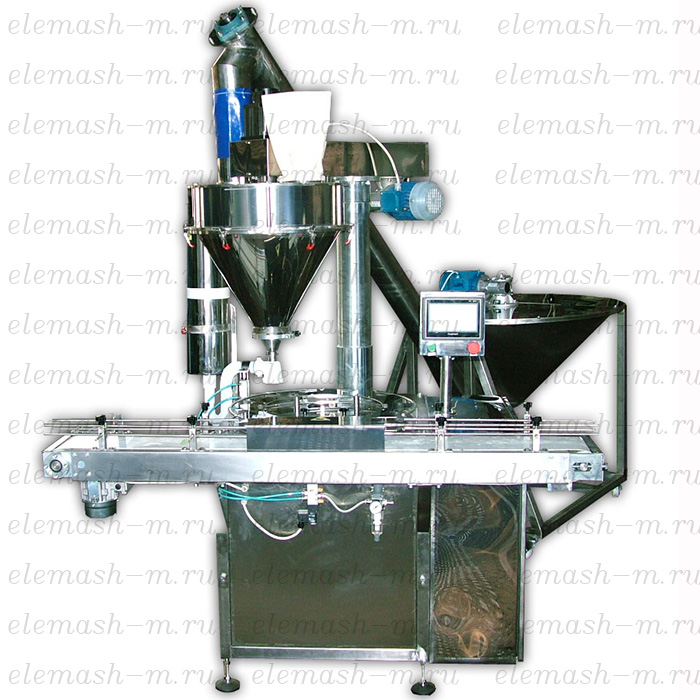 Automatic screw weigher DSHK
