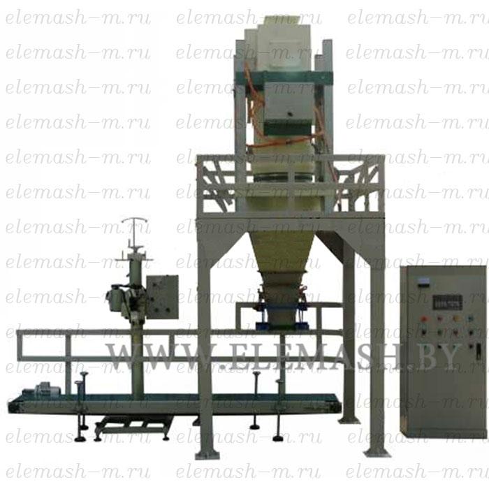 Semi-automatic dosing line DPL-50SHNN