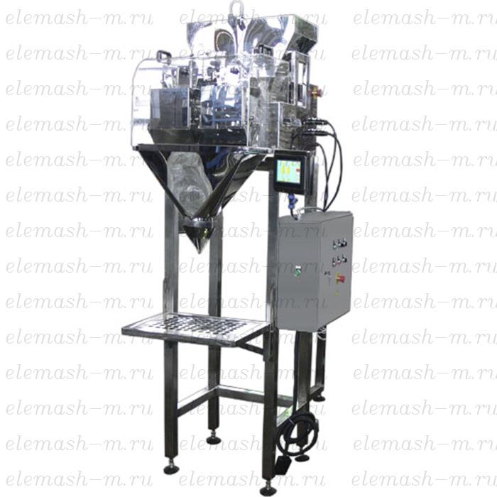 Semi-automatic weigher DV2-0.5