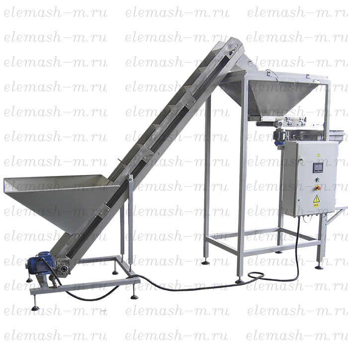 Semi-automatic weigher DVM-50