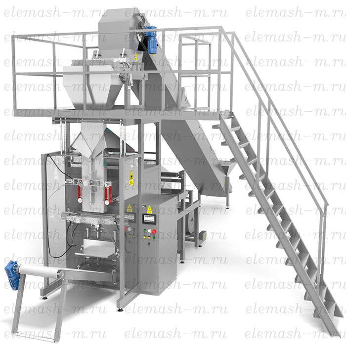 Automatic packaging machine Kombi-1000