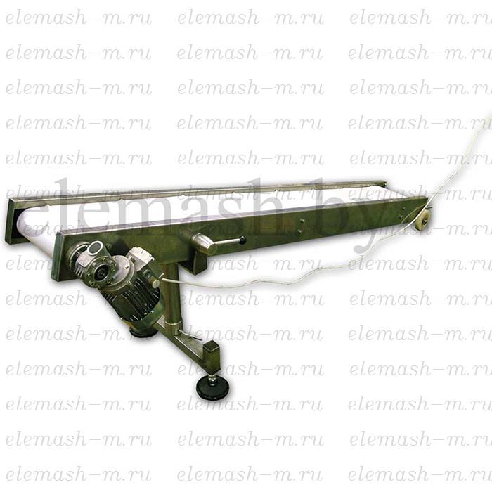 Discharge belt conveyor TLM-100