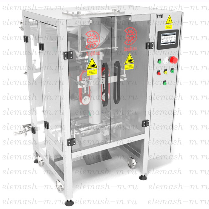 Vertical packaging machine KOMBI-MK