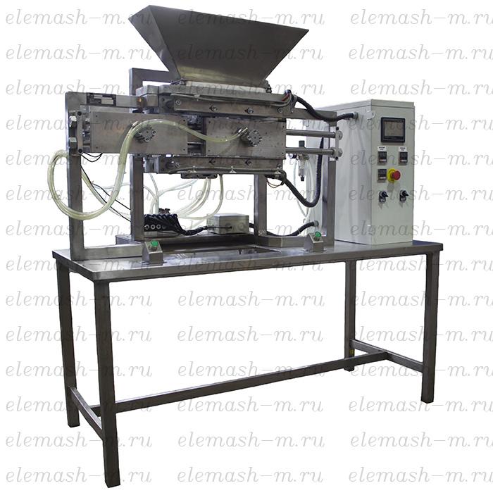 Semi-automatic filling machine DOK for straws