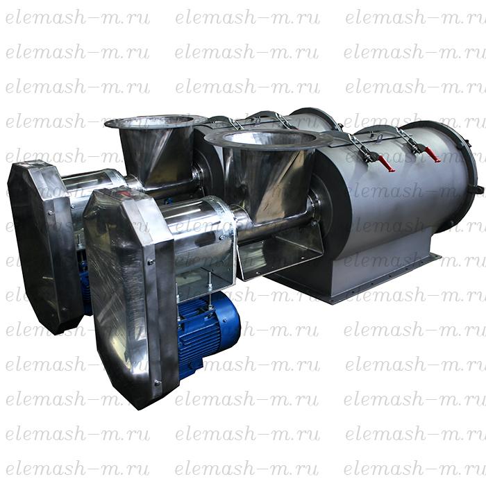 Rotarysieving machine PRS