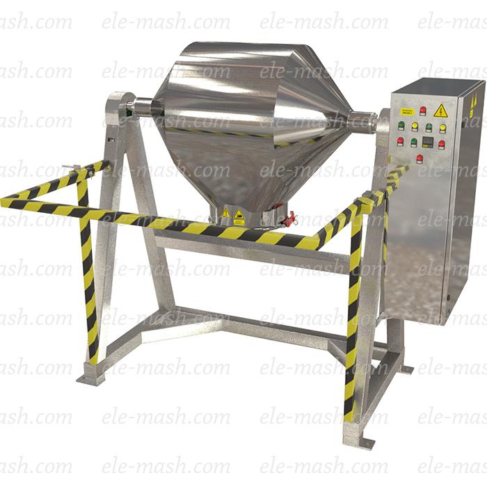 Drum mixer, series SM-300