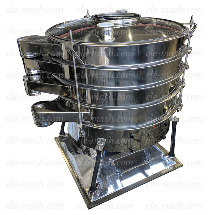 Vibration sieving machine UP-44