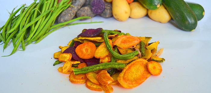 Dryed vegetable