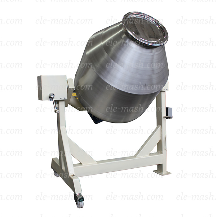 Drum mixer SM