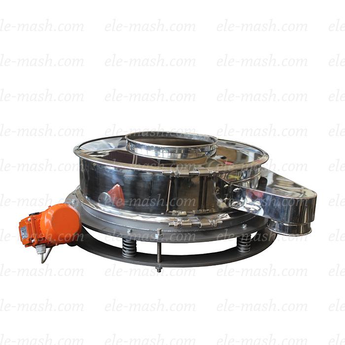 Vibrating screening machine, series UP-42