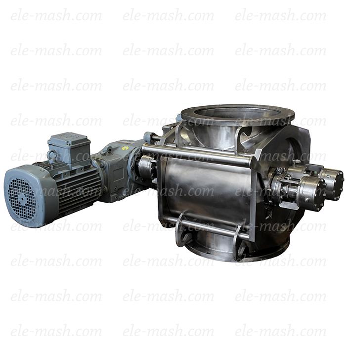 Roller crusher DPV-300
